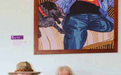 """Colourful Mullumbimbians"" exhibition shines"