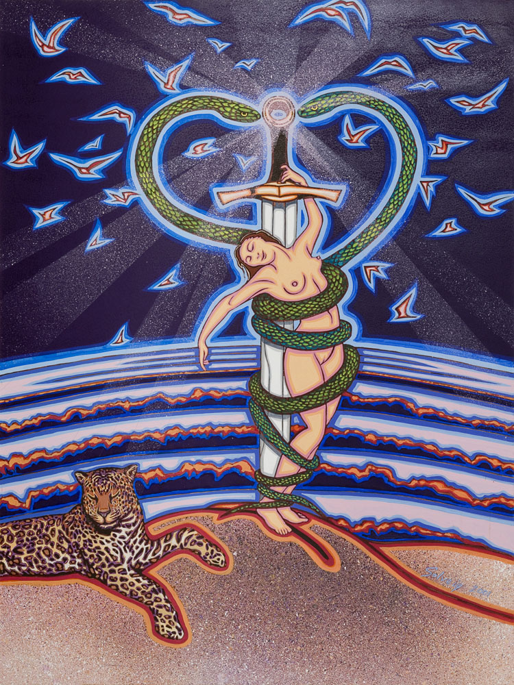 Afterglow - Mythic Sex Series - Archetype artwork
