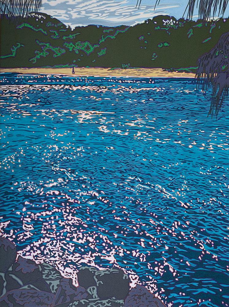 Afternoon DLight - Landscape artwork for sale