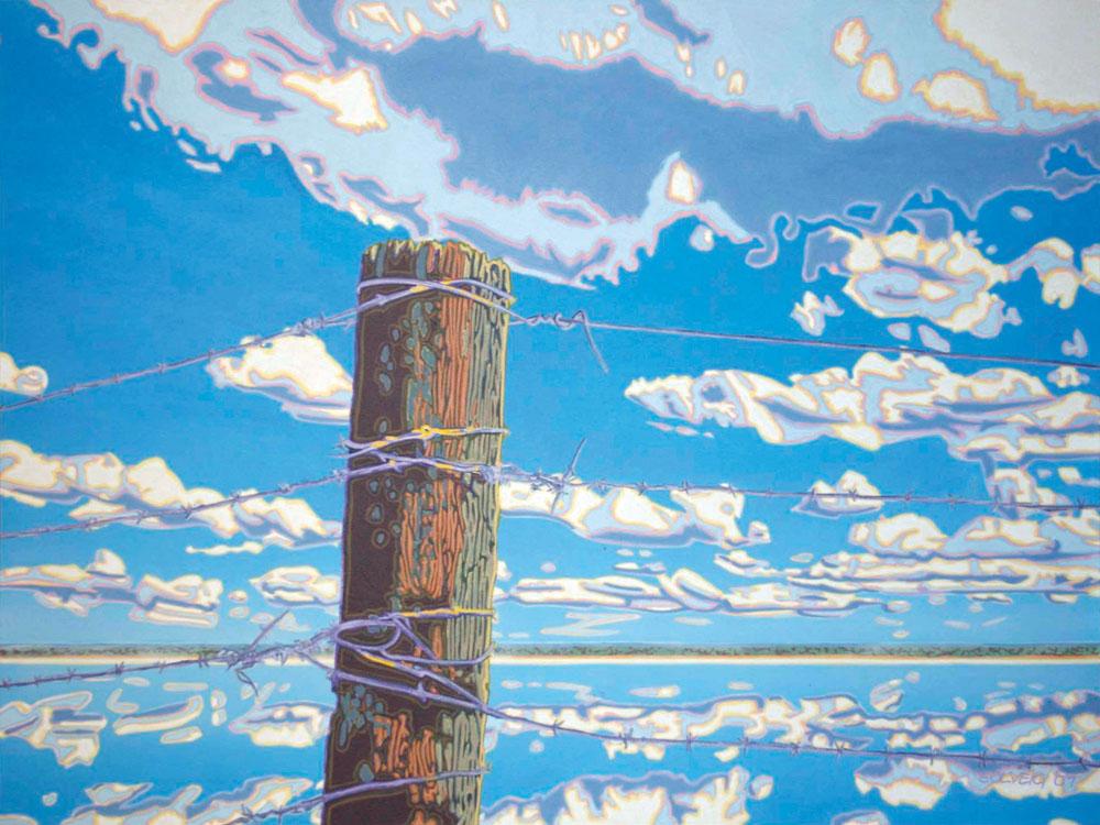 Boundary - Popular fine art paintings
