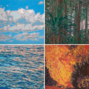 Elements - Contemporary art inspired by nature