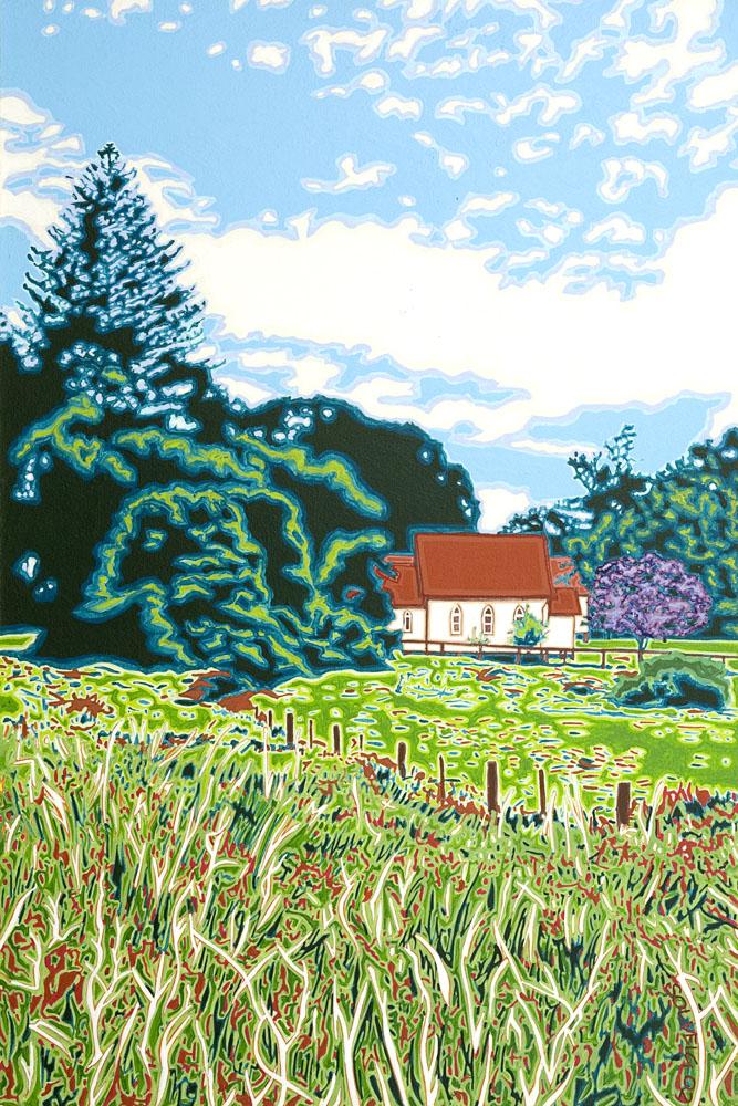 Ewingsdale Hall - Art for sale online