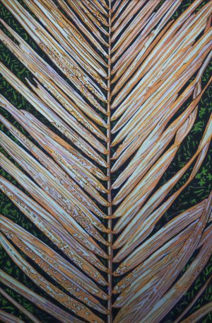 Frond, Fishbone, Feather - Nature inspired artwork