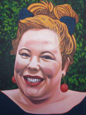 Kobi - Original Portrait