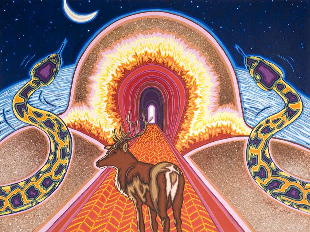 Red Carpet – Mythic Sex Series – Original