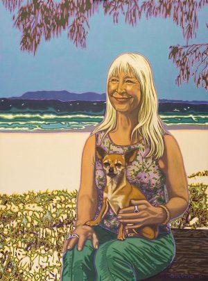 Solveig - Nature Lover - Original Portrait