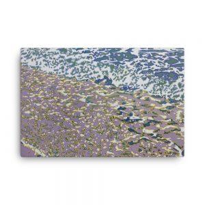 Canvas Print - Water's Edge