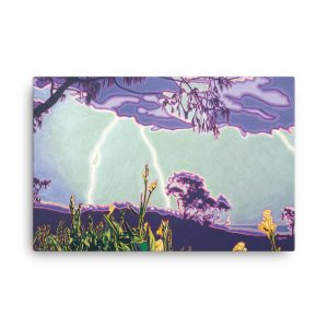 Canvas Print - Storm