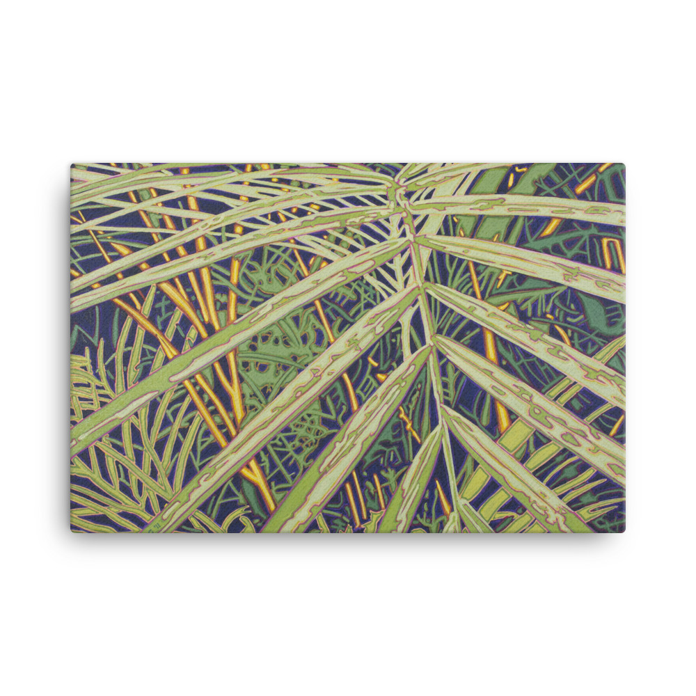 Canvas Print – Frondly