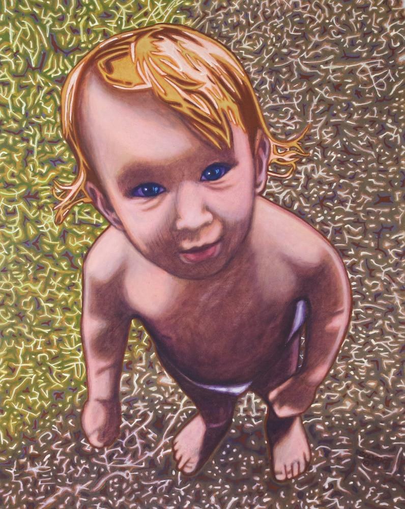 Inner Child – Child Series – Original