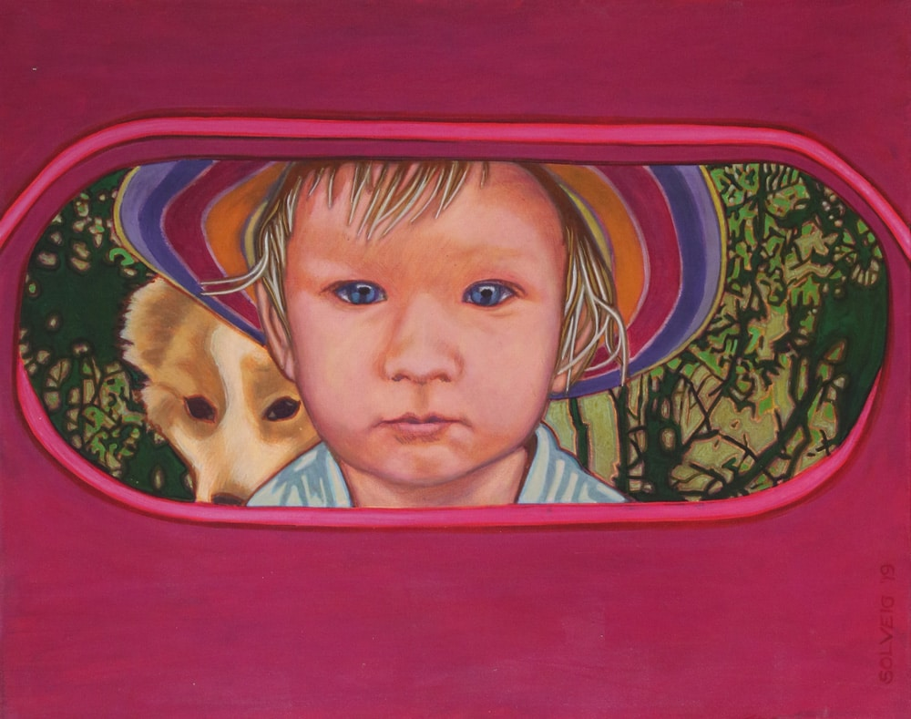 Observers – Child Series – Original