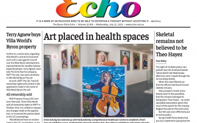 Solveig's art finds home in the H'Art